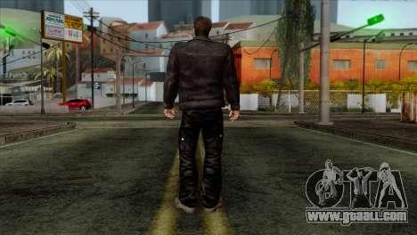 T-800 Skin for GTA San Andreas second screenshot