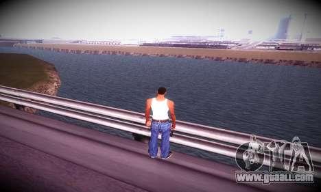 Ebin 7 ENB for GTA San Andreas seventh screenshot