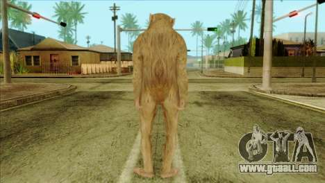 Monkey Skin from GTA 5 v2 for GTA San Andreas second screenshot