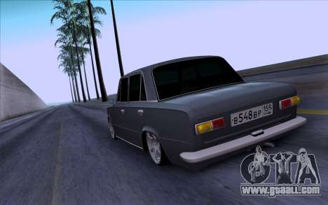 VAZ 2101 БПАN for GTA San Andreas back view
