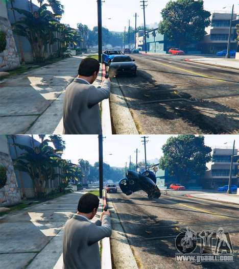 GTA 5 Drop transport third screenshot