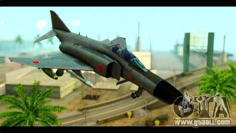 Mitsubishi F-4J JASDF for GTA San Andreas