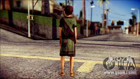 Child Vago Skin for GTA San Andreas second screenshot