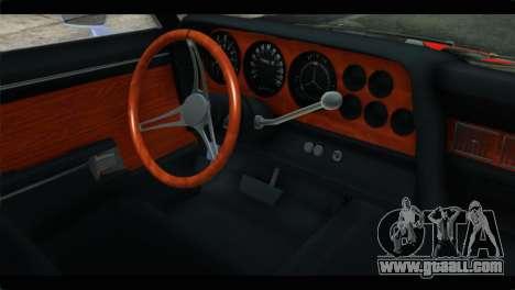 Ford Gran Torino for GTA San Andreas right view