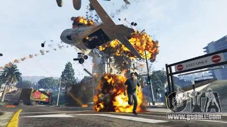 GTA 5 Angry Planes v1.2