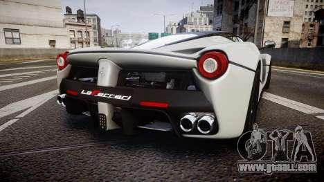 Ferrari LaFerrari 2013 HQ [EPM] for GTA 4 back left view