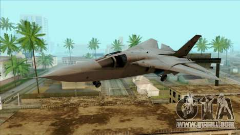 SU-27SK Indonesian Air Force for GTA San Andreas