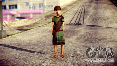 Child Vago Skin for GTA San Andreas