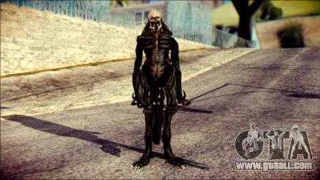 Verdugo Resident Evil 4 Skin for GTA San Andreas