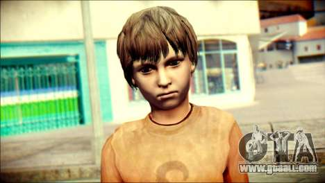 Joshua Shepherd SH Homecomimg for GTA San Andreas third screenshot