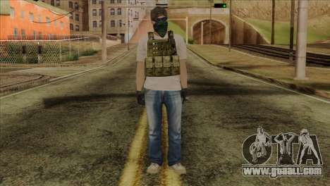 Sniper from PMC for GTA San Andreas