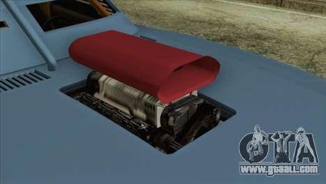 GTA 5 Imponte Dukes ODeath HQLM for GTA San Andreas back view