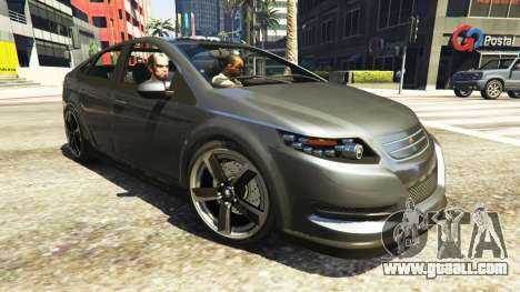 GTA 5 The passenger v0.1