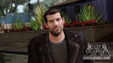 Daniel Garner Skin for GTA San Andreas third screenshot