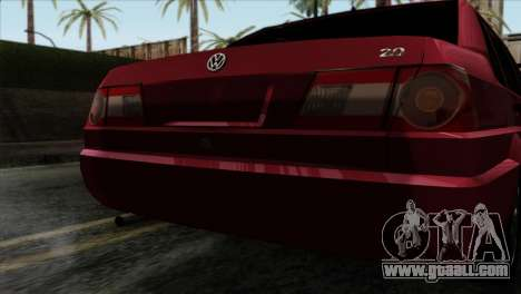 Volkswagen Santana for GTA San Andreas back view