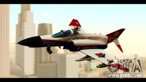 McDonnell Douglas F-4E Phantom II for GTA San Andreas