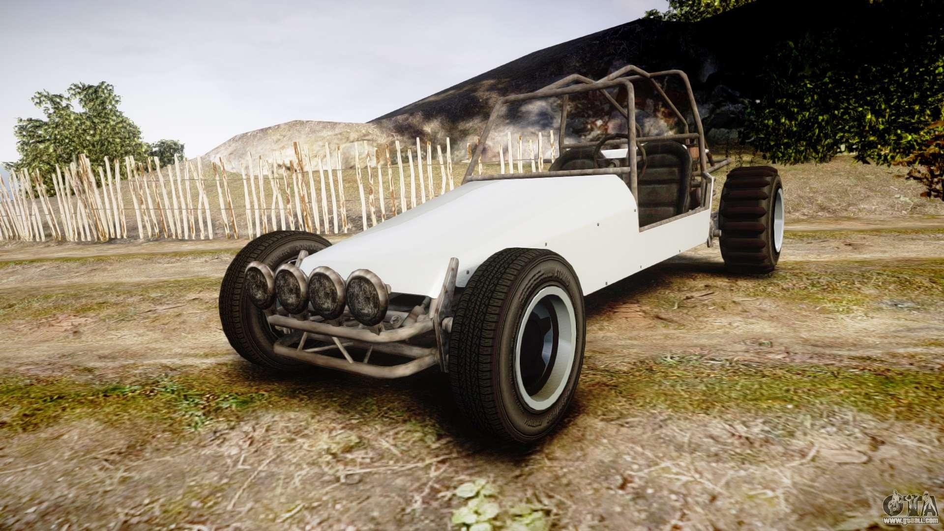 Dune Buggy Vw Beetle >> GTA V BF Dune Buggy for GTA 4