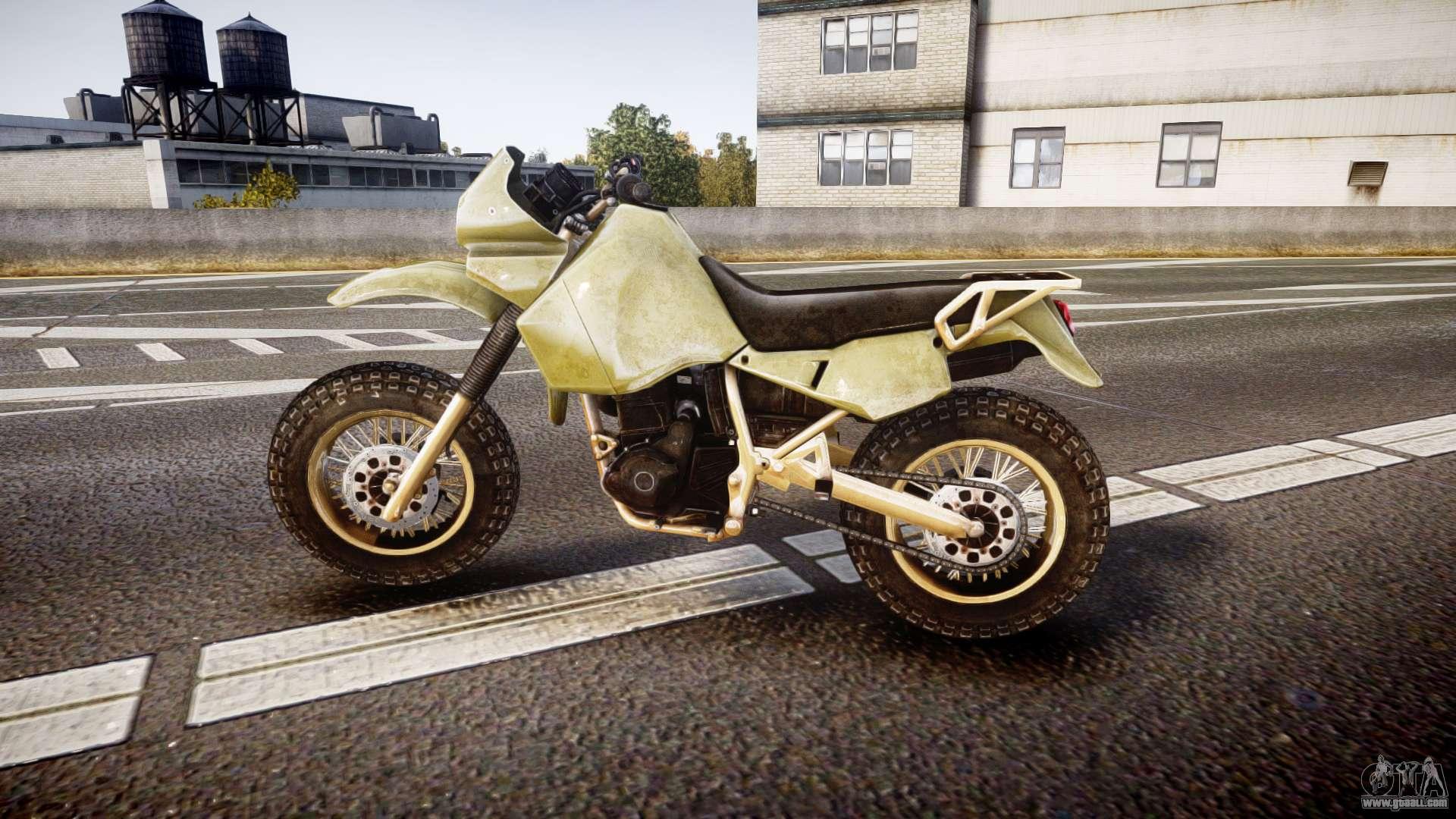 gta 4 cross bike
