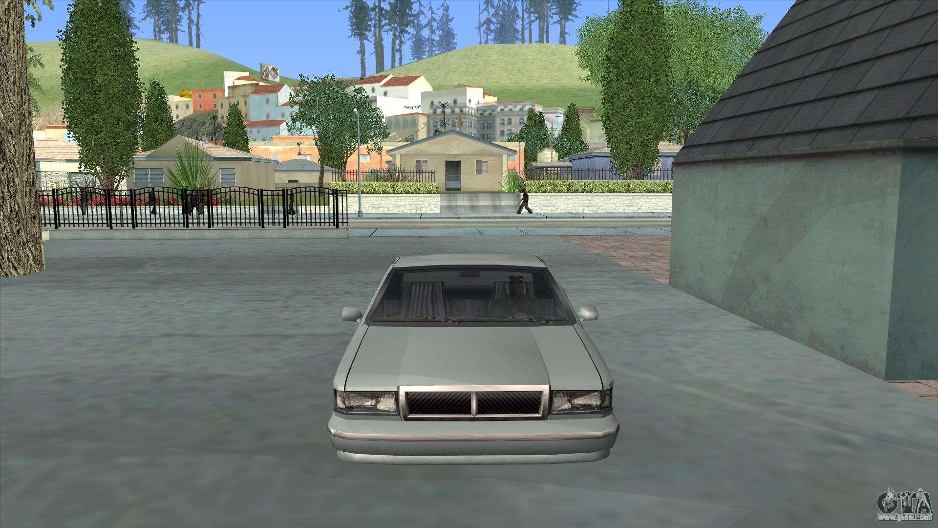 8 Passenger Vehicles >> Premier Coupe for GTA San Andreas