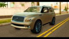 Infiniti QX56 for GTA San Andreas