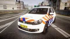 Volkswagen Golf Mk6 Dutch Police [ELS]