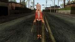 Inori (Guity Crown) for GTA San Andreas