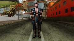 Sub-Zero Skin Mortal Kombat X for GTA San Andreas