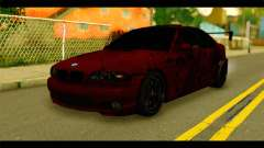 BMW 330 Tuning Red Dragon