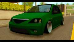 Dacia Logan Stance for GTA San Andreas