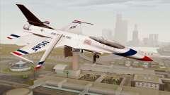 F-16C USAF Thunderbirds for GTA San Andreas