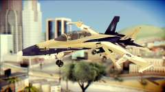 FA-18D Hornet RCAF for GTA San Andreas