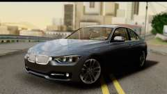 BMW 335i Coupe 2012 for GTA San Andreas