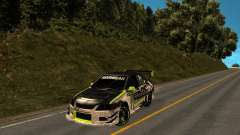 Mitsubishi Lancer Evolution IX Monster Energy DC