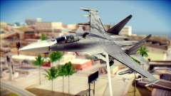 SU-37 Hexagon Madness for GTA San Andreas