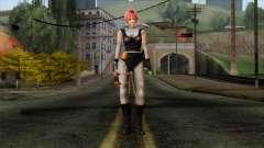 Regina DinoCrisis Skin for GTA San Andreas
