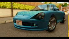 GTA 5 Pfister Comet for GTA San Andreas