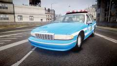 Chevrolet Caprice 1993 LCPD With Hubcabs [ELS]