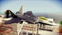 F-22 Raptor Razgriz for GTA San Andreas