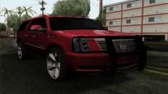 Cadillac Escalade 2013 for GTA San Andreas