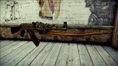 AK-47 Inferno for GTA San Andreas