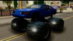 Monster Fortune for GTA San Andreas