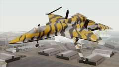 YF-23 Black Widow II Tigermeet for GTA San Andreas