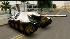 Jagdpanzer 38(t) Hetzer Chwat for GTA San Andreas