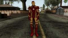 Iron Man Mark 43 Svengers 2 for GTA San Andreas