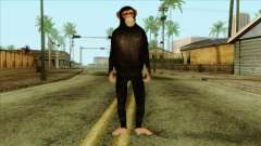 Monkey Skin from GTA 5 v1 for GTA San Andreas