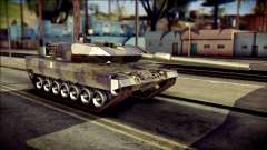 Leopard 2A6 PJ for GTA San Andreas