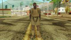 Metal Gear Solid 5: Ground Zeroes MSF v2 for GTA San Andreas