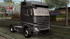 Mercedes-Benz Actros MP4 Euro 6 for GTA San Andreas