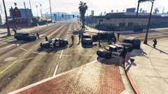 Hardcore Police Chasing for GTA 5
