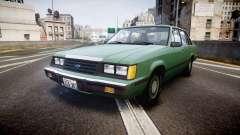 Ford LTD LX 1985 v1.6 for GTA 4